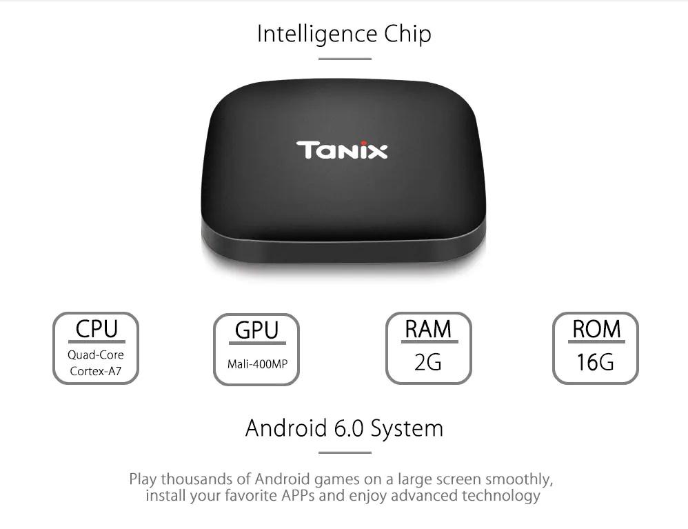 Android box Tanix TX2