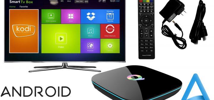 Smart tivi hay tivi thường kèm android box tivi cho tết này