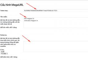 Phần 6 – Tìm hiểu một số công cụ có trong các website hỗ trợ rút gọn link