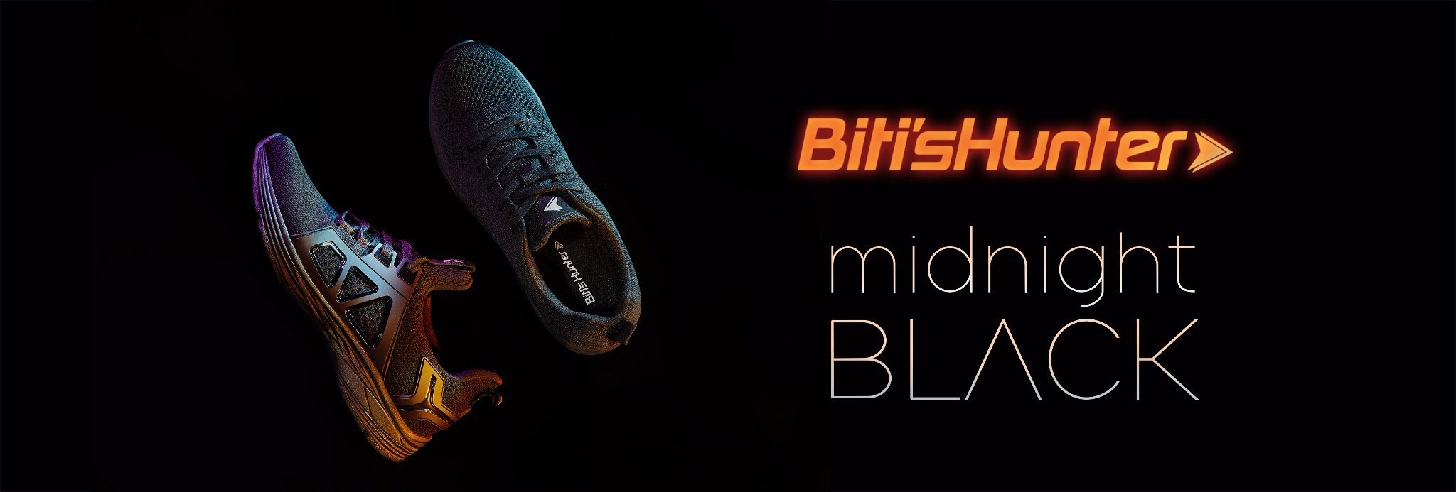 Bitis Hunter Midnight X2 BLACK