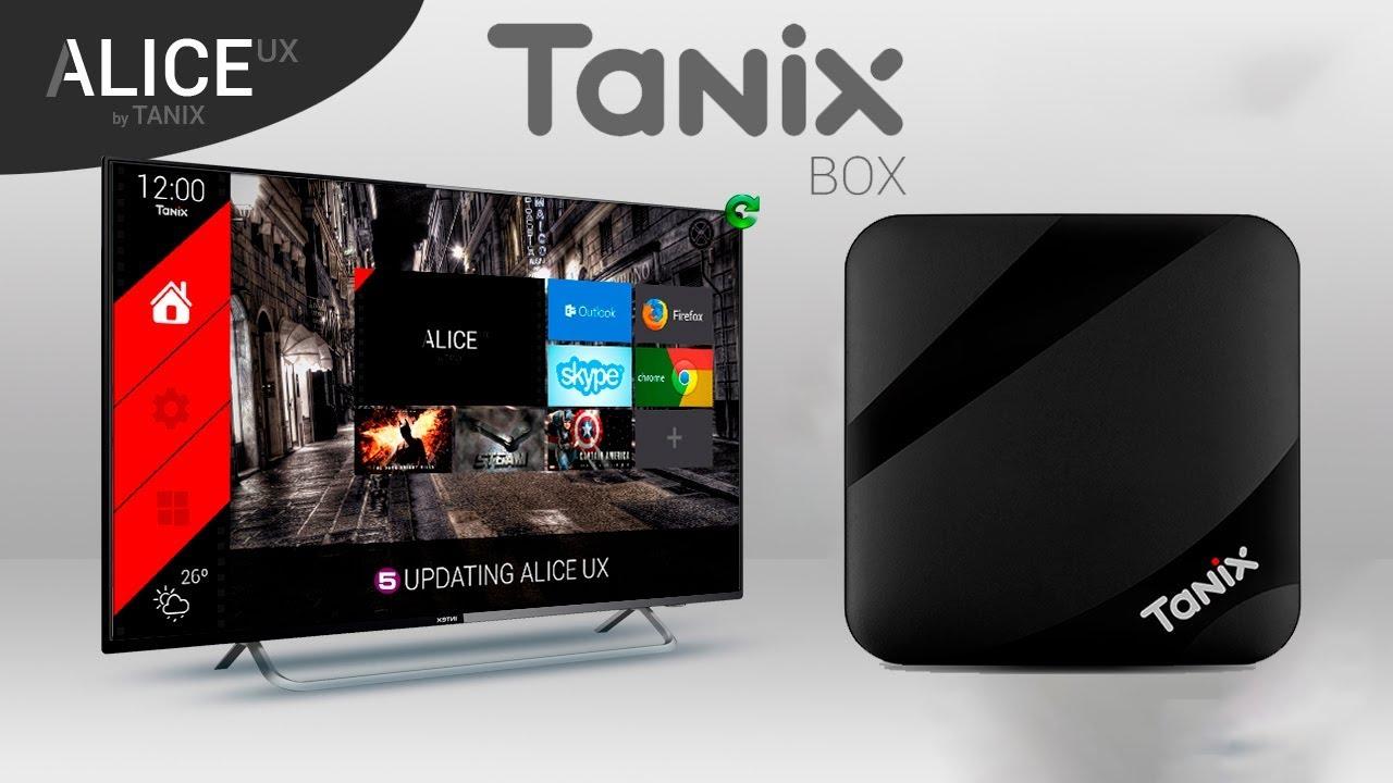 Android TV Box Tx3 Max