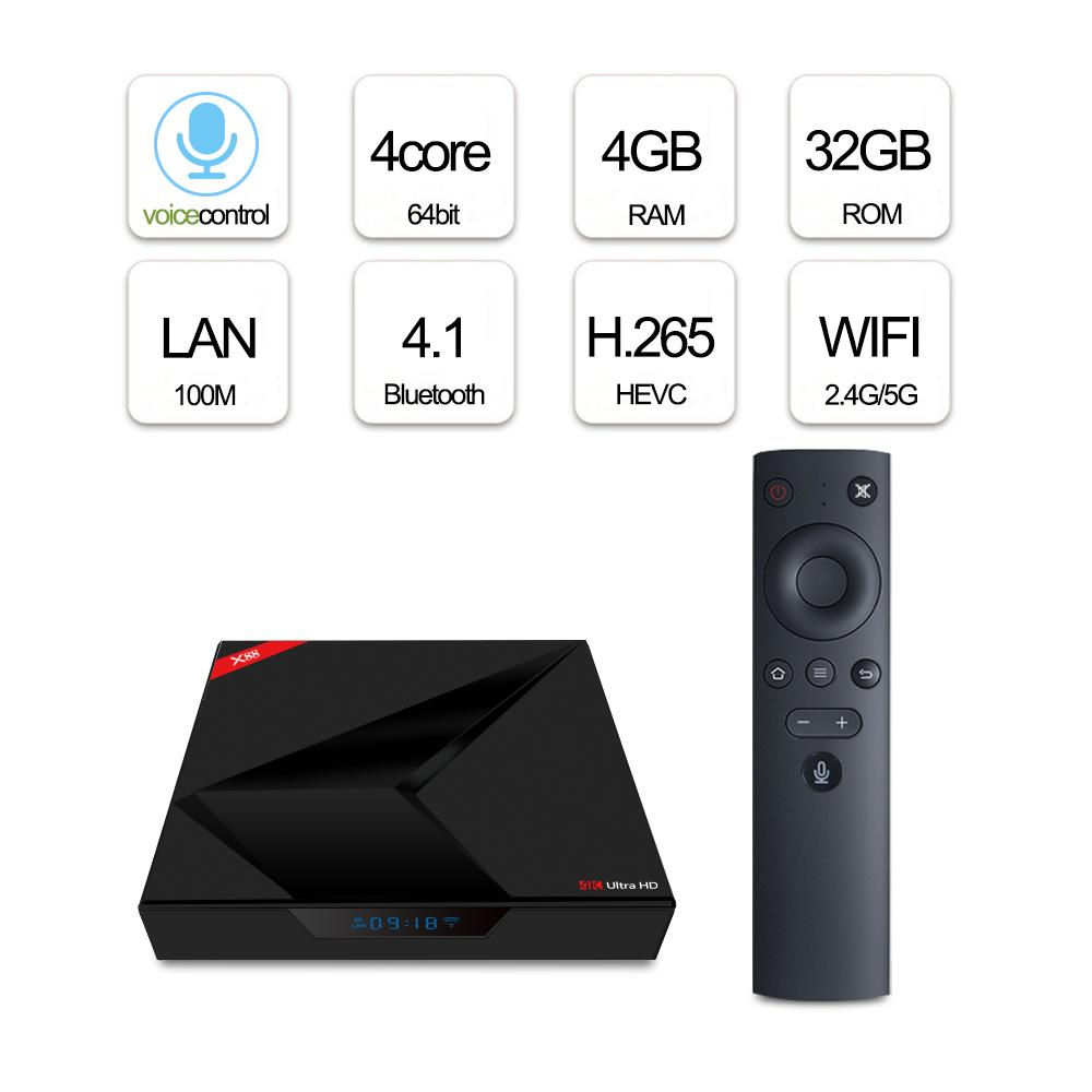 Android TV Box X88 RK3328