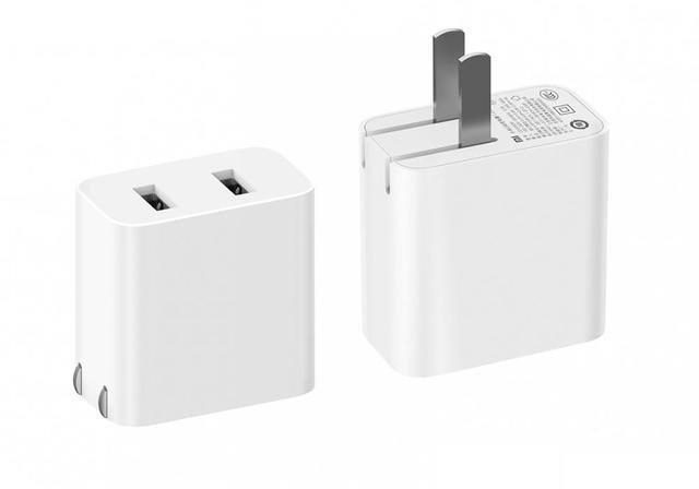 Củ Sạc Xiaomi 2 Cổng USB QC 3.0CDQ03ZM - 18W